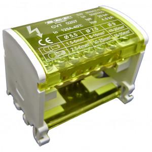 SEP CVT 207  125A (2p,   7x aansl)