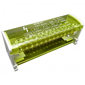 SEP CVT 215  125A (2p,  15x aansl)