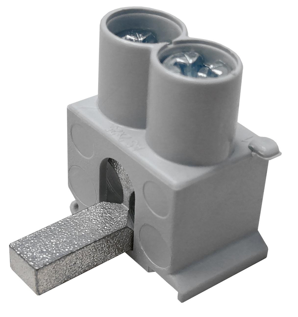 SEP DT2-25 tweevoudige aansluitklem 2x25mm2
