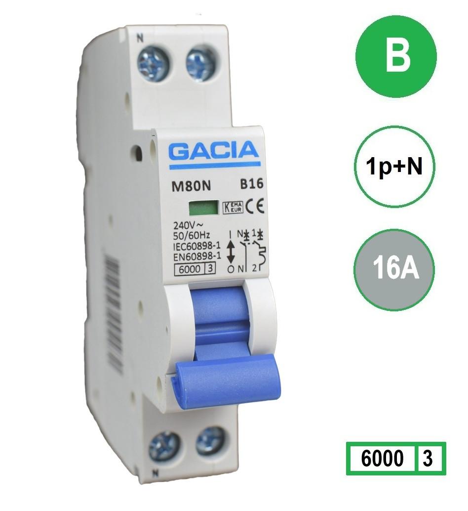 GACIA M80N-B16