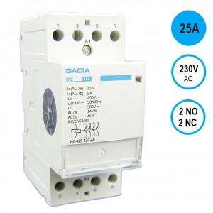 HC-25A-2NO2NC-230V