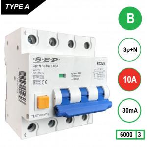 SEP RCM4-B10-30mA