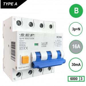 SEP RCM4-B16-30mA